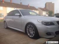 BMW 530d MSport 2005 Reg