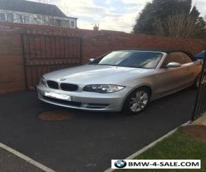 BMW 120i se convertible  for Sale