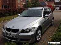 BMW 320 D M Sport Touring 6 Speed Auto with Sport/Manual Mode