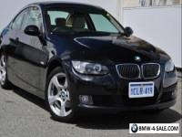 2007 BMW 323i E90 Steptronic Black 6 Speed Sports Automatic Coupe