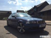BMW 325 Ci 192hp with Private plate