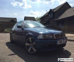 BMW 325 Ci 192hp with Private plate  for Sale