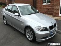 2005 BMW 320I SE AUTO SILVER