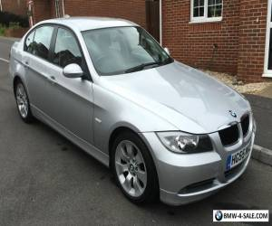 2005 BMW 320I SE AUTO SILVER for Sale