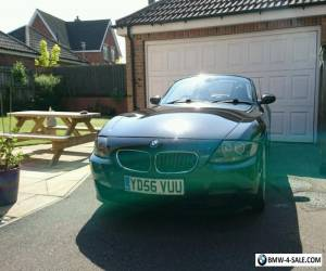 BMW Z4 2.5 Si so it's top of the range model, black finish for Sale