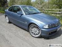Y2001 BMW 325CI AUTO COUPE, 18 INCH M ALLOYS, MOT NOV 2016, 106K, DRIVES GREAT.