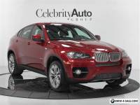 2011 BMW X6 xDrive 50i Warranty til 7-17-2016