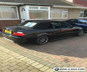 BMW 330CI 88,000 Miles Outstanding Condition Convertible Every Optional Extra... for Sale