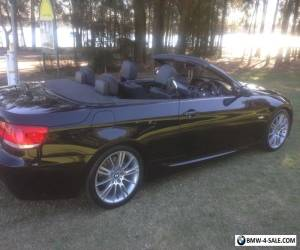 BMW 325i E93 M Sports Convertible for Sale