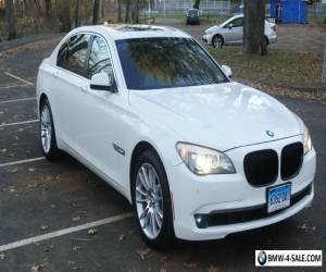 2012 BMW 7-Series 750 Li xDrive for Sale