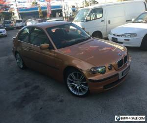 bmw 316ti for Sale