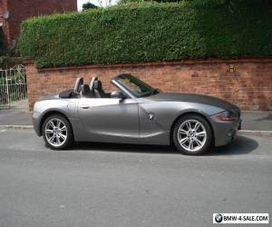 bmw z4 2.5i roadster low miles for Sale