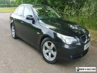 BMW 525i 6 speed auto