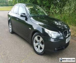 BMW 525i 6 speed auto for Sale