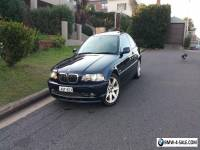 BMW 330Ci, immaculate condition, LOW KMS!!!