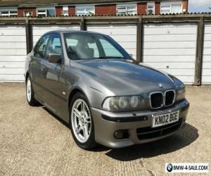 BMW E39 530I SPORT 2002 FACELIFT GREY for Sale