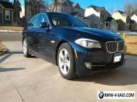 2012 BMW 5-Series F10