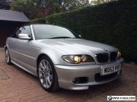 BMW 325 CI SPORT CONVERTIBLE  AUTO FULL SERVICE HISTORY FULL LEATHER LOW MILEAGE