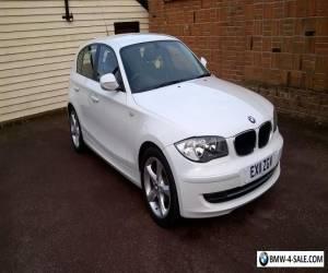 2011 BMW 116 2.0 D SPORT 5 DOOR HATCHBACK Stop/Start for Sale