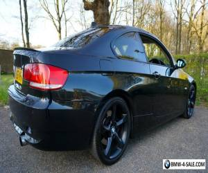 BMW 335d E92 Coupe - Black - Lots Of Added Extra's - High Spec! for Sale