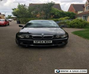 BMW E46 M Sport 325ci Convertible with Hardtop  for Sale