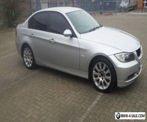 2005 BMW 320I SE AUTO SILVER PETROL - Excellent runner - May PX- Minor Fault! for Sale