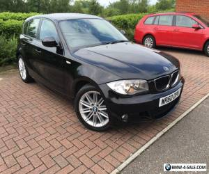 BMW 116d 2.0 Diesel 2011 68000 miles only for Sale