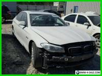 2013 BMW 5-Series 4dr Sdn ActiveHybrid 5 RWD