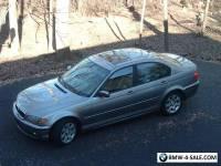 2004 BMW 3-Series Xi AWD