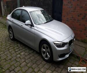 bmw 320 d effiicient dynamic full loaded full mot history 2012 sat nav for Sale
