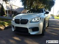 2014 BMW M6 M6 Gran Coupe
