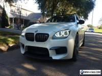 2014 BMW M6 M6 Gran Coupe
