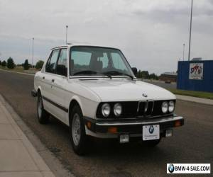 1987 BMW 5-Series 535i for Sale