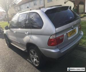 BMW X5 3.0td - New 1 Year Mot - Low Miles - 2003 Reg for Sale