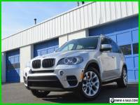 2012 BMW X5 xDrive35i AWD Premium Navi Leather Pano Roof More
