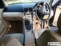 BMW 323i E46 sedan 1998 steptronic auto