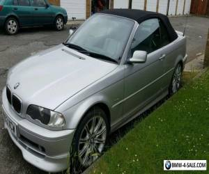 BMW 323ci convertible, roof does not work please read description 318 320 328 for Sale