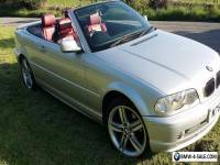 BMW 330ci Cabriolet (Coupe/Convertible) E46 2000 LOW MILEAGE