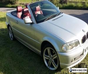 BMW 330ci Cabriolet (Coupe/Convertible) E46 2000 LOW MILEAGE for Sale