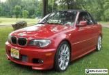 2004 BMW 3-Series 330ci for Sale