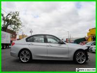 2014 BMW 3-Series 335 i xDrive 335ix 335i Sport Automatic AT F30 AWD