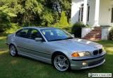 2001 BMW 3-Series 330i M SPORT PKG LEATHER SUNROOF AUTO LIKE 2002 20 for Sale