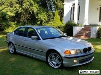 2001 BMW 3-Series 330i M SPORT PKG LEATHER SUNROOF AUTO LIKE 2002 20