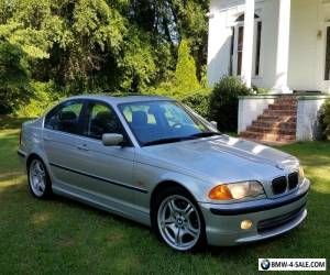 2001 BMW 3-Series 330i M SPORT PKG LEATHER SUNROOF AUTO LIKE 2002 20 for Sale