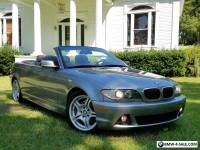 2004 BMW 3-Series CONVERTIBLE M SPORT EXTREMELY CLEAN 75 PICS WRNTY!