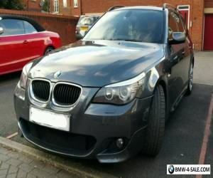 bmw 520 m sport for Sale