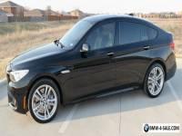 2012 BMW 5-Series 550i Gran Turismo