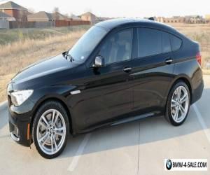 2012 BMW 5-Series 550i Gran Turismo for Sale