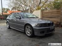 Bmw 320ci coupe m-sport e46 2003 (my02)