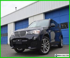 2015 BMW X3 xDrive28i AWD MSport M-Sport Warranty Auto Save for Sale